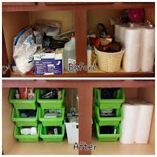 restore order organize your bathroom on a budget