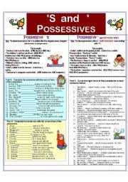 english teaching worksheets apostrophes
