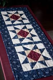 25 unique quilted table runner patterns ideas on