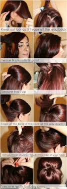 side buns for shoulder length fine hair 12 trendy low bun updo hairstyles tutorials easy cute popular