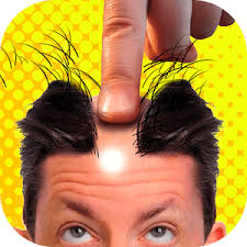 make me bald apk make me bald photo editor barber shop free