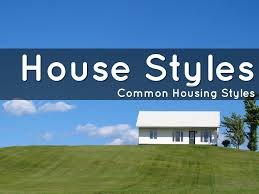 Housing Styles House Styles By Wayne Kuntz