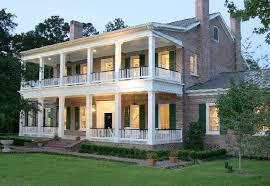 Southern Plantation Decorating Style Southern House Decor Plans 1595 Exterior Ideas