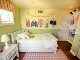 A Multifunctional Little Girls Room In A Small Space HGTV - Small bedroom designs for girls