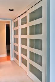 Asian Closet Doors Modern Closet Doors Closet Contemporary With Blue Walls Closet