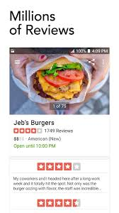 yelp food shopping services android apps on google play