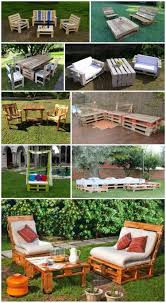 Patio Furniture Pallets by Insanely Smart And Creative Diy Pallet Outdoor Furniture Ideas