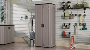 tall garage storage cabinets bmc7200 19ft tall garage storage cabinet suncast