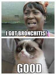 Sweet Brown Meme - grumpy cat and sweet brown ain t nobody got time for that