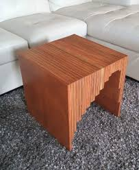 century plywood table side mid century modern handmade hand made industria u2026 flickr