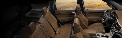 Grand Cherokee Interior Colors 2017 Jeep Grand Cherokee Photo And Video Gallery