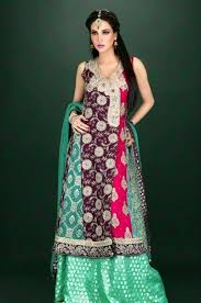 party wear and wedding wear dress designs for girls