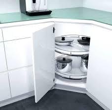 meuble de cuisine d angle armoire d angle pour cuisine rangement pour meuble d angle de