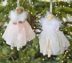 lhuillier designer doll ornaments pottery barn
