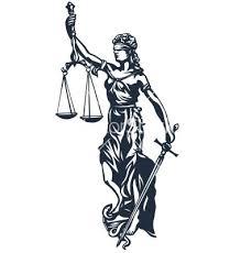 Justice Is Blind Blind Justice