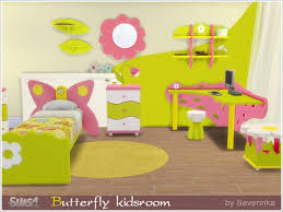 Severinkas Butterfly Kidsroom - Butterfly kids room