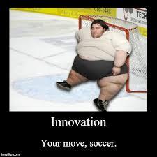 Soccer Hockey Meme - hockey goalie imgflip