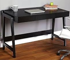 Office Star Computer Desk by Desk Black Studio Workstation Desk Office Star Black Silver