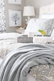 how to decorate a guest room guest room refresh bedroom decor setting for four
