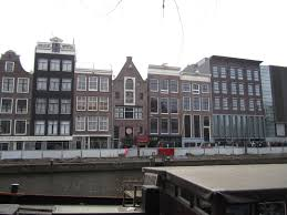 zev and fi around amsterdam and anne frank u0027s house