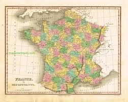 Ou Map Antique Maps And Charts U2013 Original Vintage Rare Historical