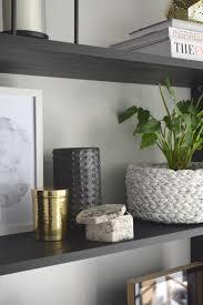 styling a bookshelf shelf styling tips and tricks