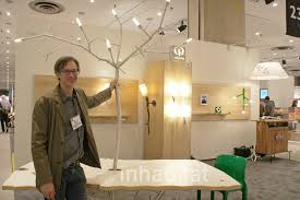 Dining Room Table Lamps - cp lighting combines recycled new growth lamp with a dining room
