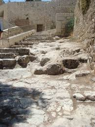 trial of jesus steps at the house of caiaphas
