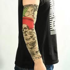 cool arm sleeves tattoos popular tattoo art sleeve buy cheap tattoo art sleeve lots from