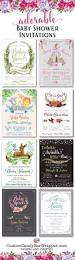 87 best baby shower invitations images on pinterest baby shower