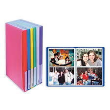 Photo Album Pages 4x6 Pioneer 4 X 6 In Space Saver Poly Album 72 Photos Albums