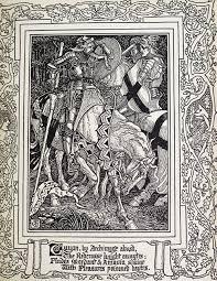 the faerie queene edmund spenser first edition walter crane first