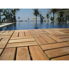 wood decking home garden ebay
