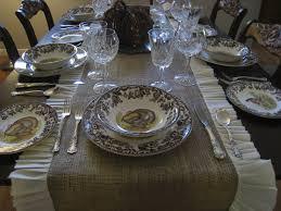 turkey day u2013 dressing your table in style black alligator designs