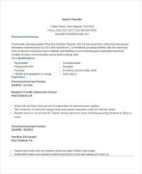 Basic Skills Resume Examples by Basic Teacher Resumes 29 Free Word Pdf Documents Download
