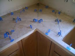Kitchen Counter Top Design by Best 25 Granite Tile Countertops Ideas On Pinterest Grey