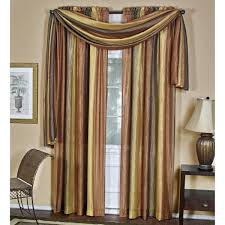Triple Window Curtains Window Treatments Scarf Descargas Mundiales Com