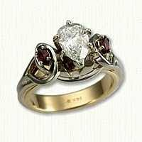 Wedding Rings Pictures by Custom Wedding Rings Custom Jewelry Designs Designet International