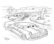 lightning mcqueen cars 3 disney coloring pages printable