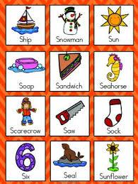 letter s vocabulary cards by the tutu teacher teachers pay teachers