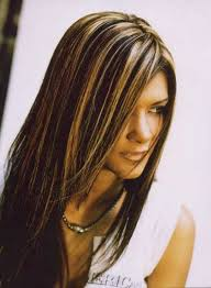 Light Brown Hair Blonde Highlights The Technique Of Highlights And Lowlights For Dark Hair