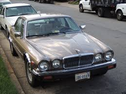 curbside classic 1984 jaguar xj6 vanden plas u2013 the cat that saved