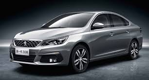 peugeot latest model 2016 peugeot 308 sedan for china exterior revealed
