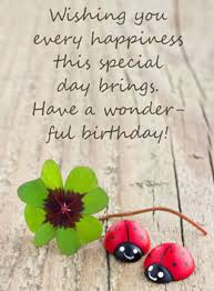 wishing a special day happy birthday nicewishes