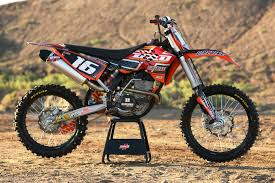 motocross news dirt bike pictures ktm250 u2013 dirt bike magazine dubach racing