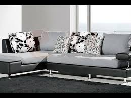 grey l shaped sofa bed l shaped sofa bed youtube