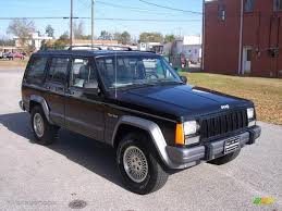 jeep cherokee black black 1996 jeep cherokee country exterior photo 40995010