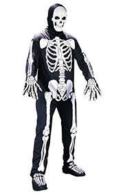 Womens Skeleton Costume Amazon Com Skeleton Costume Standard Clothing