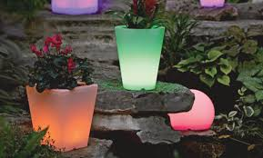 solar garden ornaments outdoor decor home design and decorating