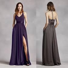 vera wang bridesmaid dresses 77 vera wang dresses skirts vera wang bow v neck